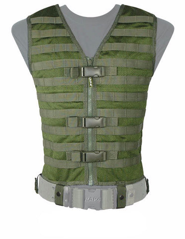 OLIVE DRAB MOLLE Tactical Vest