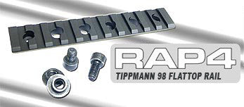 Flattop Rail for T98 Flatline Barrel