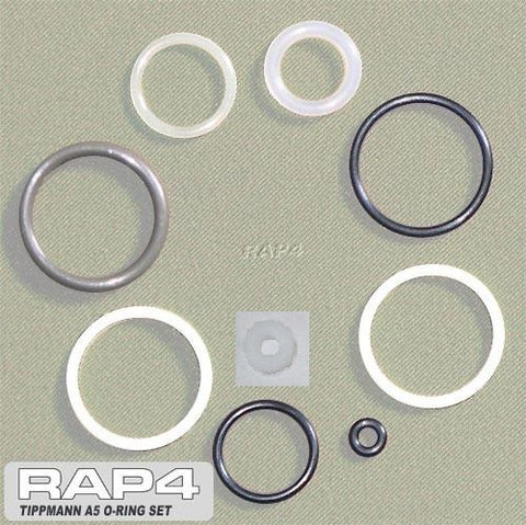 Complete Oring Kit for A5/Bolt/Vortex/Blizzard/Tornado