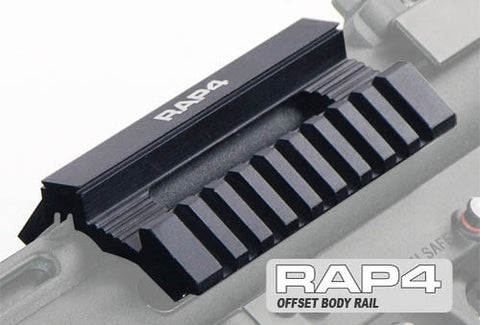 Offset Body Rail for Tippmann® A-5®