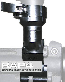 Clamp Style Feed Neck for 98