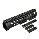 Troy TRX Extreme BattleRail 7 Inch Hand Guard (Black)
