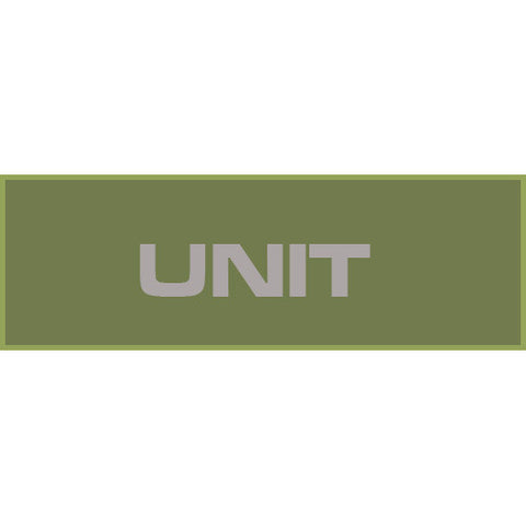 Unit Patch Large (Olive Drab)