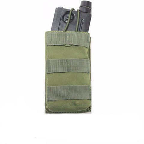 OLIVE DRAB Single Carbine Magazine Pouch