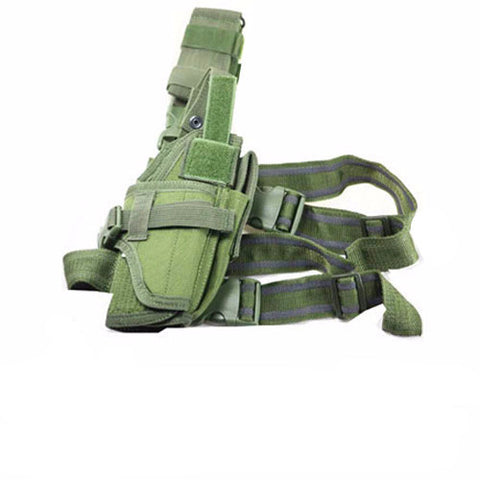 OLIVE DRAB Expandable Sidearm Holster