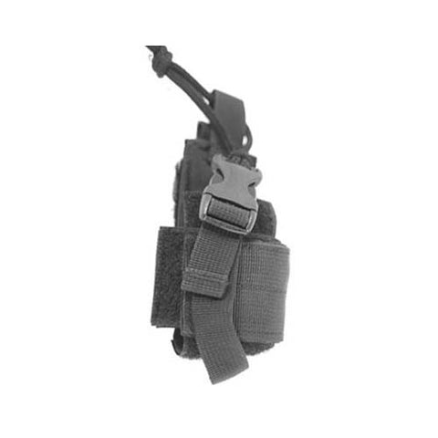 BLACK MOLLE Small Radio Holster