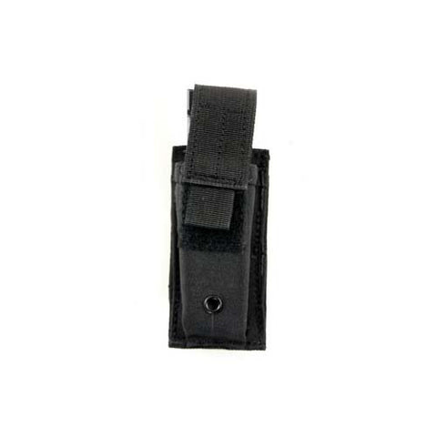BLACK MOLLE  Single Sidearm Magazine Pouch
