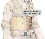 Mod Patch for Strikeforce/Tactical Ten Vest (Front)