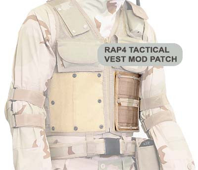 Tactical Vest Mod Patch (Front)