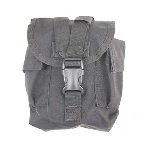 BLACK MOLLE  MOLLE Small Tank Pouch
