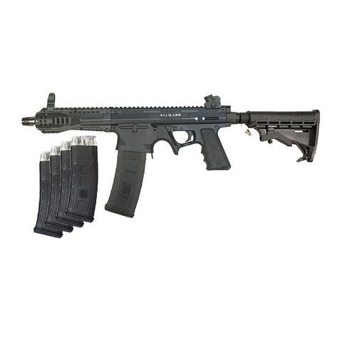 TACAMO Blizzard Savage w/5 Magazines