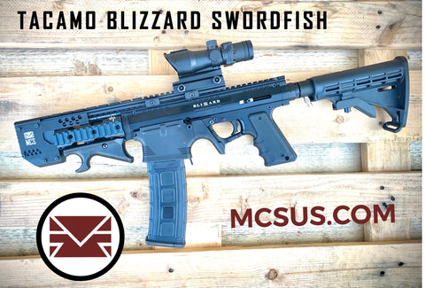 Blizzard Swordfish