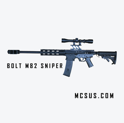 Tacamo Bolt M82 Sniper Paintball Gun
