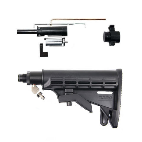 Bolt/Blizzard/Storm Internal Air kit With Remote Line Adapter and Stock