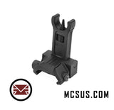 Bravo Low Profile Tactical Flip Up Sights (Front)