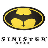 "Sinister Gear ""Buttman"" PVC Patch"