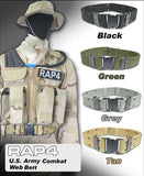 GREEN Combat Web Belt