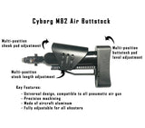 Cyborg M82 Air Buttstock