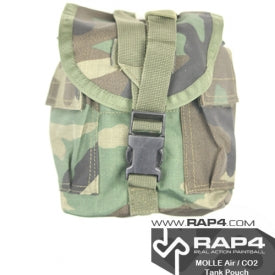MOLLE Large Vertical Tank Pouch