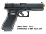 Glock 17 Gen3 Blowback 6mm Glock Training Paintball Pistol