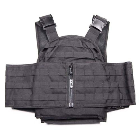 BLACK Gunfighter Plate Carrier