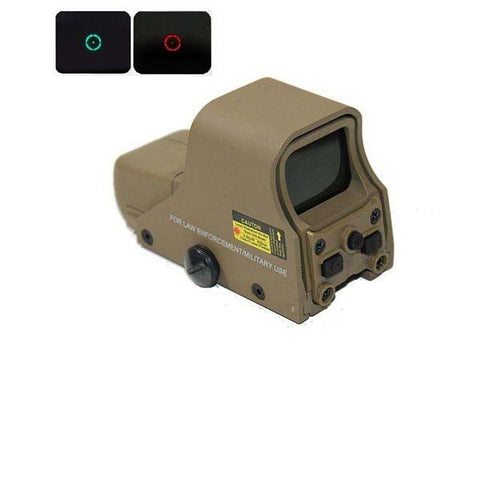 Holotech CQB Combat Sight (gold)