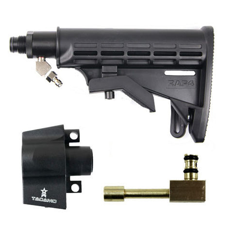 Hurricane Complete Remote Line Adapter and Stock (Standard ASA)