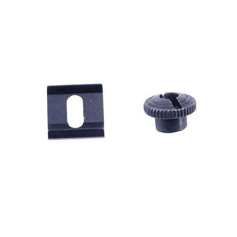 LETS Red Dot Mounting Thumb Nut and Clamp Set