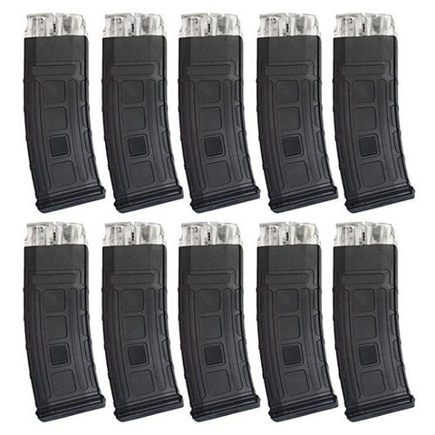Helix Magazine, Black (10 Pack)