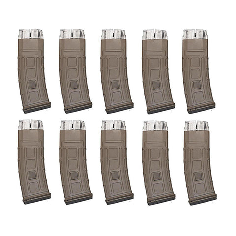 Helix Magazine, Tan (10 Pack)