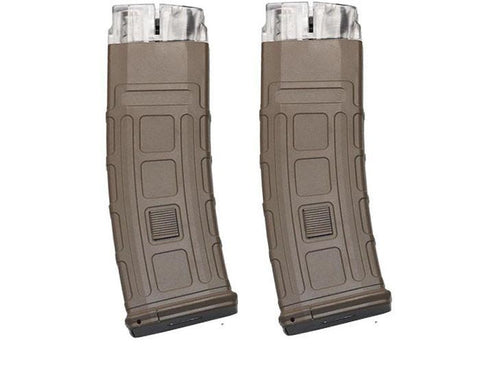 Helix Magazine, Tan (2 Pack)