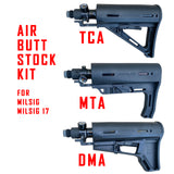 MILSIG Air Buttstock and Tank Package