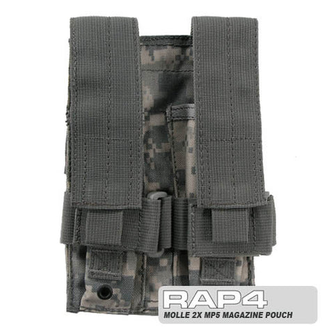 Double MP5 Magazine Pouch