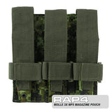 Triple SMG Magazine Pouch for Strikeforce/Tactical Ten Vest