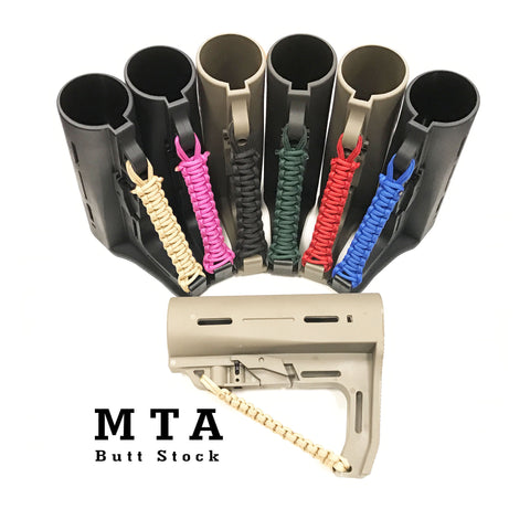 MTA Stock with Paracord