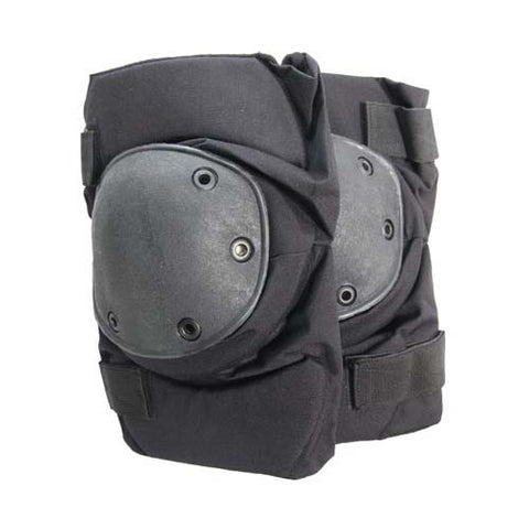 BLACK Night Crawler Tactical Knee Pads