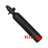 HPA 17ci 3000psi Compressed Air Tank (Empty)