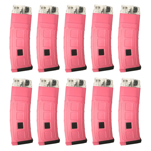 Helix Magazine, Pink (10 Pack)