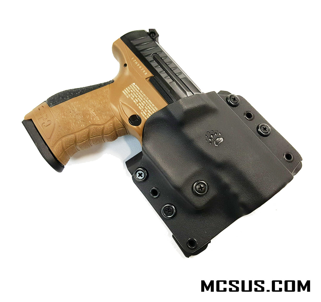Walther PPQ M2 Custom Kydex Holsters