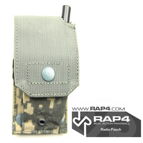 Radio Pouch for Strikeforce/Tactical Ten Vest