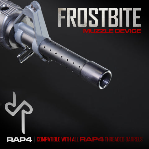 Frostbite Muzzle Brake (22mm muzzle threads)