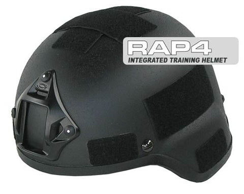 Integrated Training Helmet (Black)