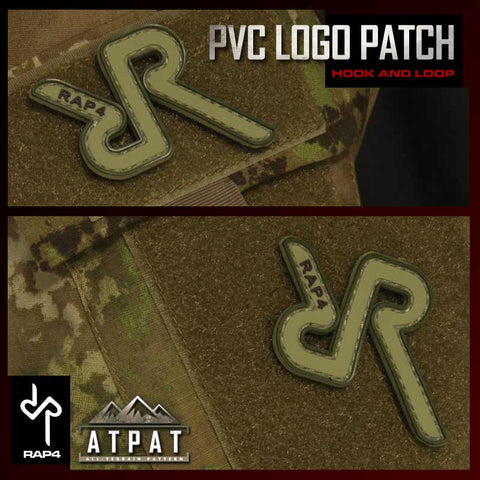 RAP4 Logo Patch (OD)
