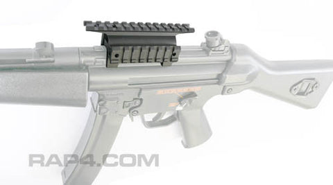MP5 Tactical Swat Mount / Rail