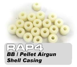MCS Reusable Airsoft BB 6mm Shell Casings