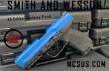 Smith and Wesson M&P Paintball Pistol (blue)