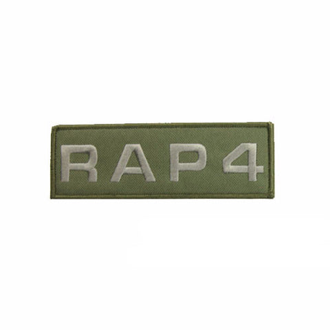 RAP4 Patch Small (Olive Drab)