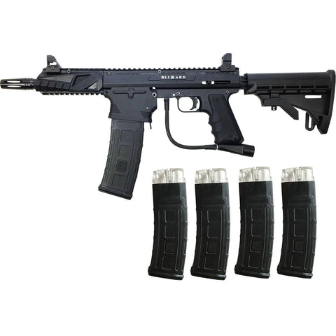 TACAMO Blizzard Tactical Package w/5 Magazines