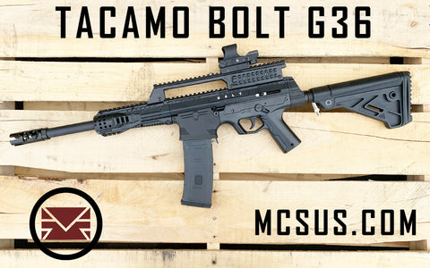 Tacamo Bolt G36X Paintball Gun