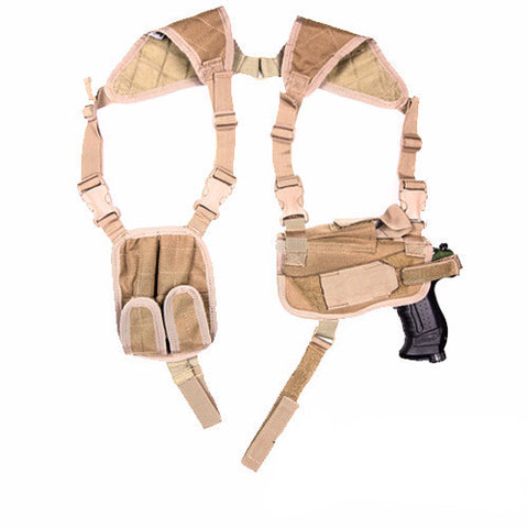 TAN Shoulder Holster